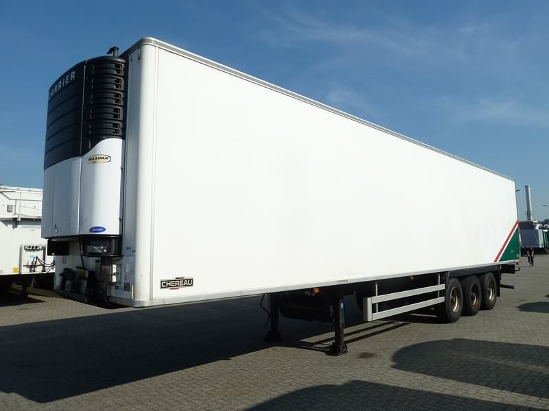 Купувам Полуремарке CHEREAU CARRIER