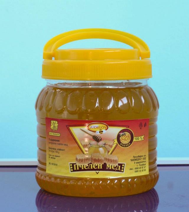 Купувам 100% Чист Пчелен МЕД 1,400кг