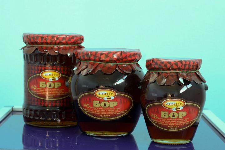 Купувам Бор - Продукт с борово масло (и шишарка)