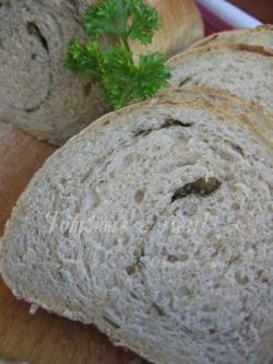 Купувам Хляб със спирала от билки