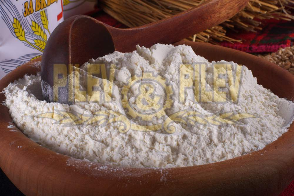 Купувам Бяло брашно