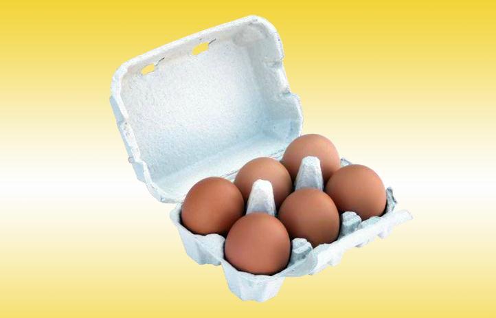 Купувам Кокоши яйца 6 броя