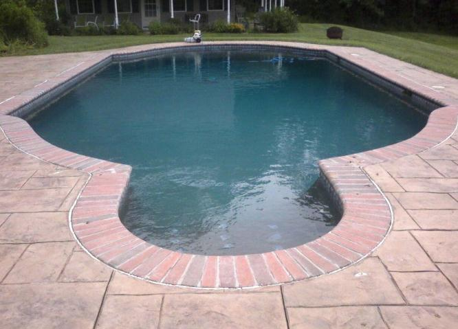 Купувам Настилка за басейн