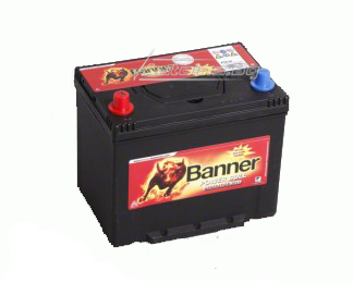 Акумулатор Banner Power Bull 60Ah 480 L+