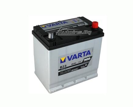 Купувам Акумулатор Varta Black Dynamic 45Ah 300 R+