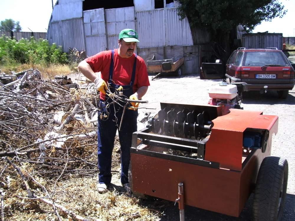 Купувам Машина за рязане на храсти