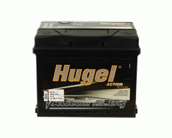 Акумулатор Hugel Action 12V 55Ah 460 A R+