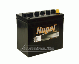 Купувам Акумулатор Hugel Action Asia 12V 50Ah 420 A L+