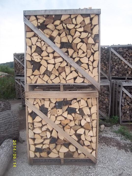 Купувам Дърва на палети