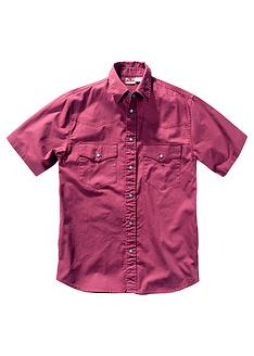 Купувам Дънкова риза с къси ръкави