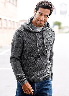 Купувам Пуловер с качулка