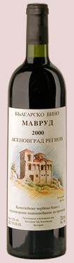 Купувам Червено вино Мавруд Асеновград