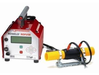 Универсален апарат за заваряване на ел. муфи