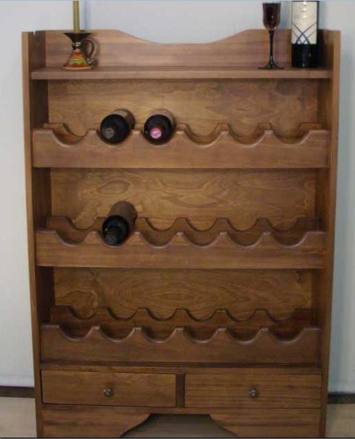 Купувам Шкаф за бутилки с вино