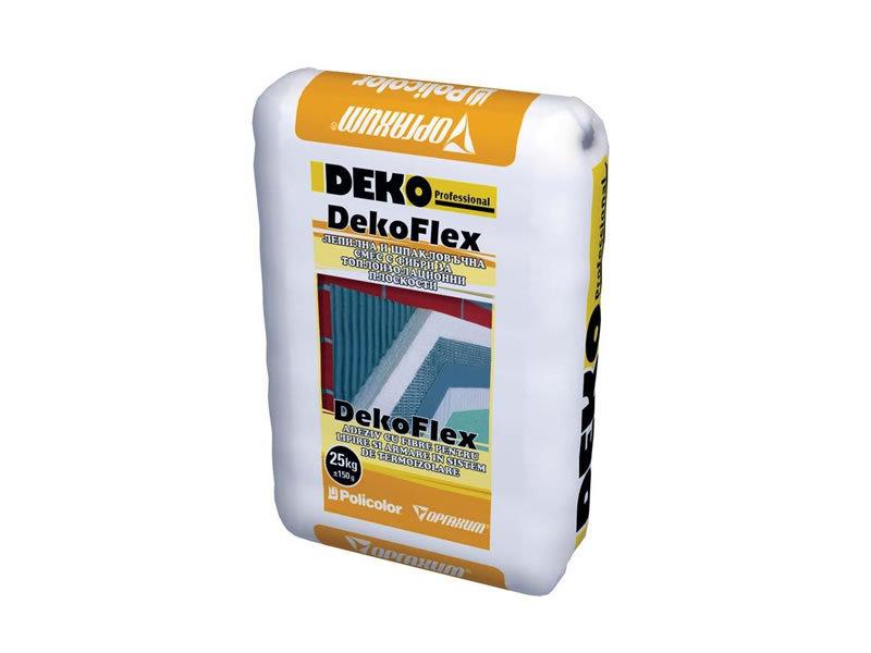 Лепилна и шпакловъчна смес DekoFlex