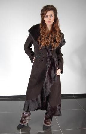 Купувам Палто кожено дамско