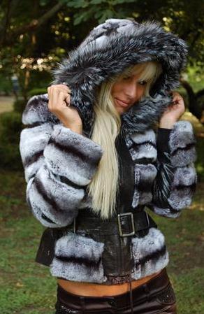 Купувам Палто от чинчила