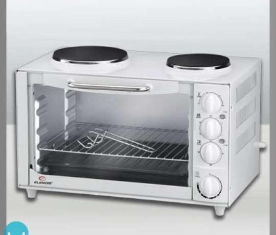 Купувам Готварска печка с фурна и два котлона