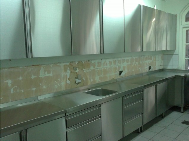 Купувам Шкафове кухненски
