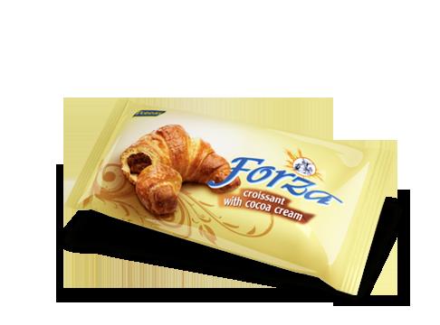 Купувам Кроасан Forza с какаов крем