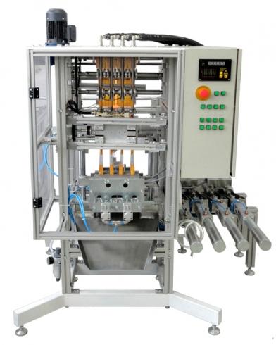 Купувам Пакетиращи машини за маломерни свободно падащи течни продукти в пакет стик