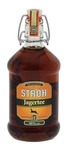 Купувам Ром STROH Jagertee 40%, 0.5l
