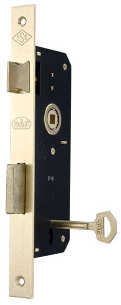 Купувам Брава за интериорна врата с обикновен ключ