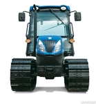 Трактор NEW HOLLAND, модел ТК4040