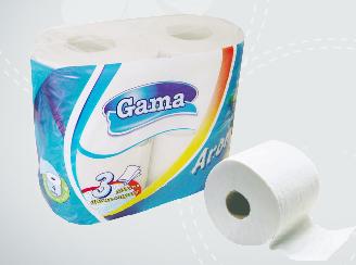 Купувам Тоалетна хартия Арома Парфюм бяла