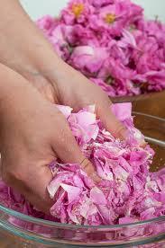 Купувам Конфитюр от розов цвят