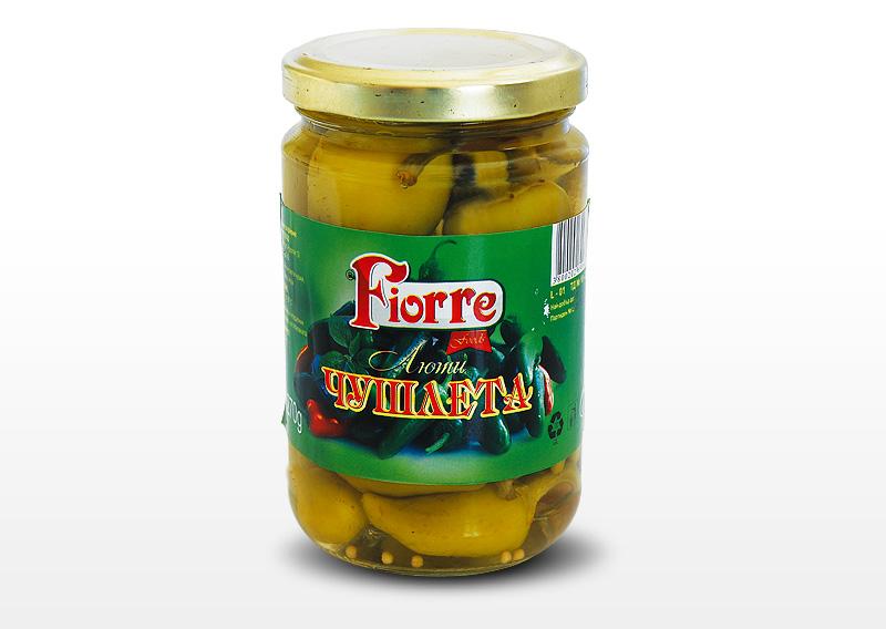 Купувам Люти чушлета Fiorre
