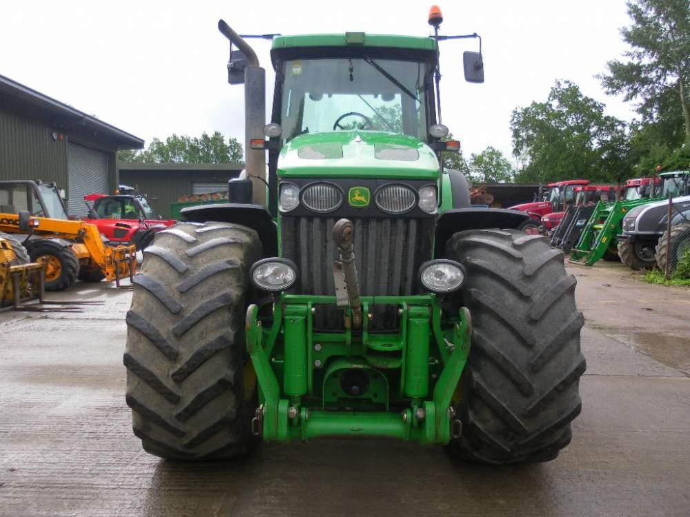 Купувам Трактор JOHN DEERE - 7920