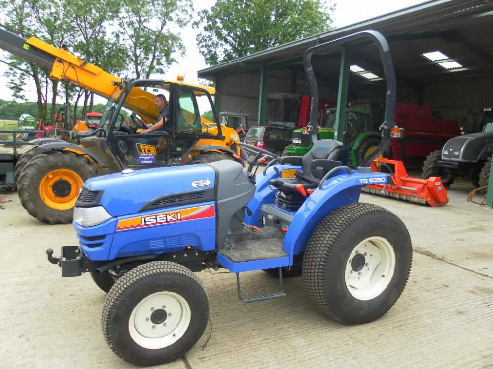 Купувам Трактор TG5390