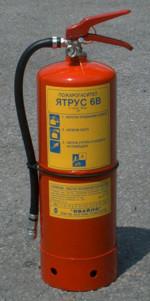 """Воден пожарогасител """"Ятрус 6 В"""""""