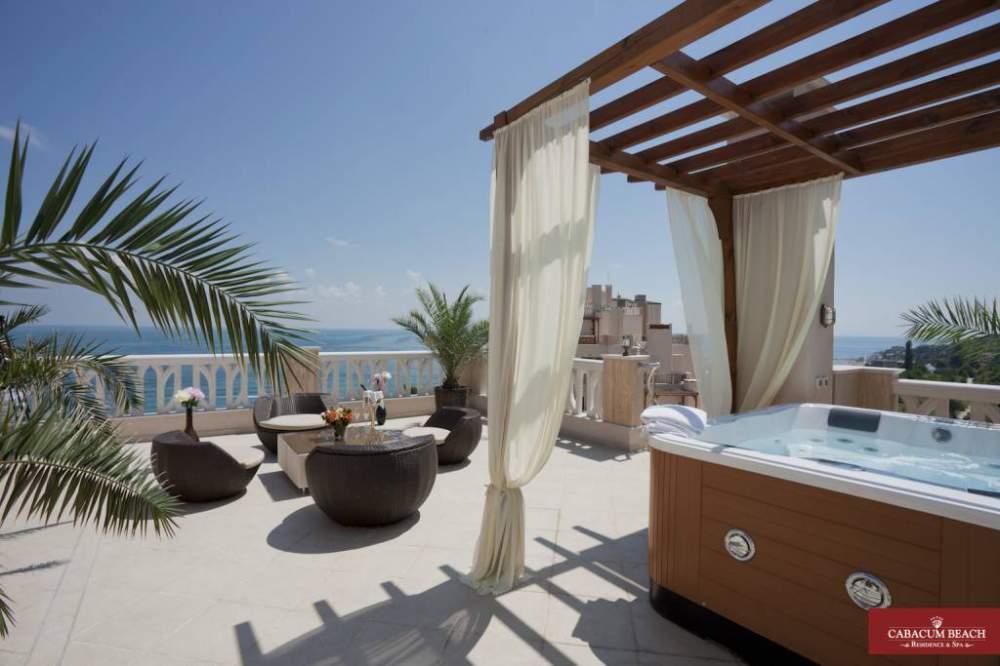 Купувам Cabacum Beach Residence & Spa, Златни Пясъци