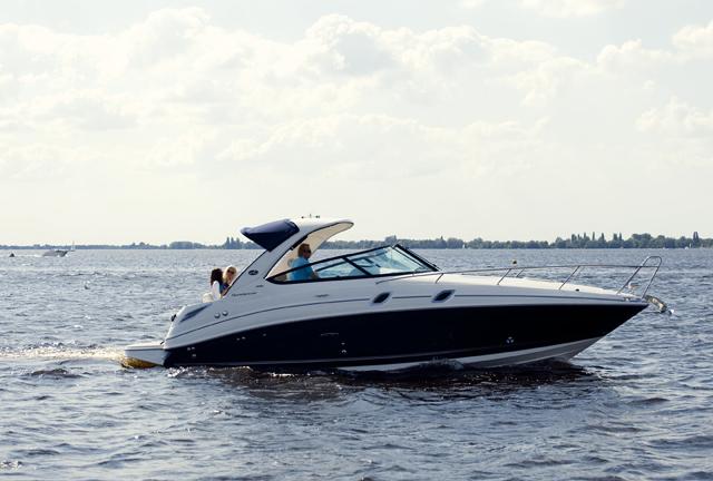 Купувам Крузер Sea Ray 305 Sundancer