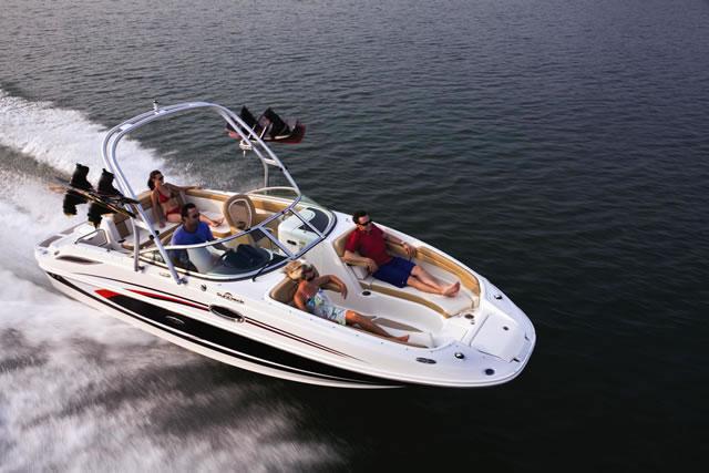 Купувам Спортна лодка Sea Ray 260 Sundeck