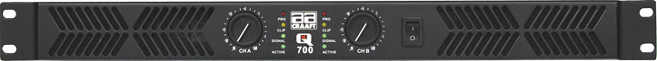 Усилвател QX 700 Power Amplifier