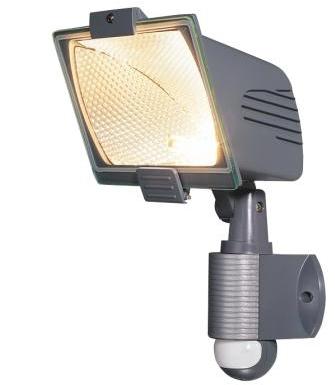Купувам Халогенен прожектор McGuard Halo400BM180 с датчик