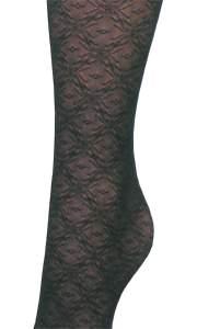 Купувам Дамски чорапи 3/4 фигурални