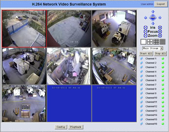 Купувам Системи за видеонаблюдение