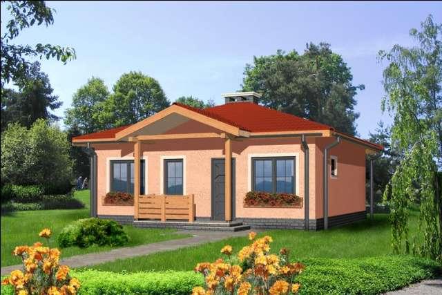 Купувам Проект Хубав дом 86 м2