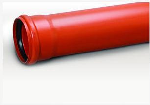 Купувам Тръби - PVC тръби за канализация