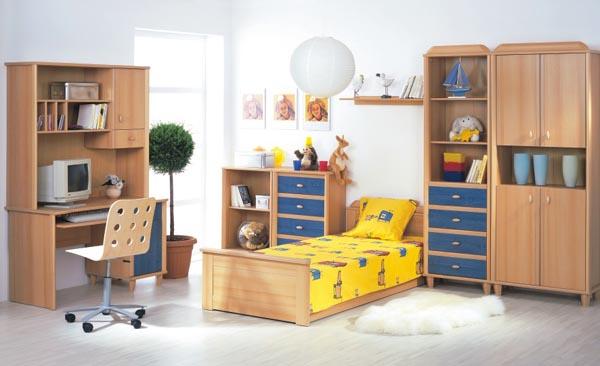 Купувам Комплект мебели за детска стая