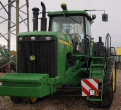 Купувам Верижен трактор John Deere 9520Т