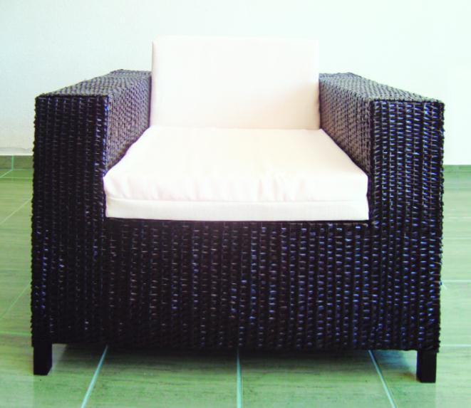 Купувам Плетен фотьойл