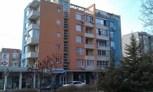 Купувам Двустаен апартамент в ж.к. Славейков, гр. Бургас
