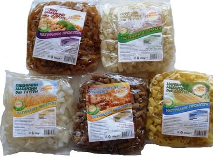 """Купувам Пшенични макарони без глутен """"КРАМАС"""""""