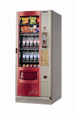 Купувам Автомат за снакс и безалкохолни напитки с охлаждаща система Saeco Smeraldo 36