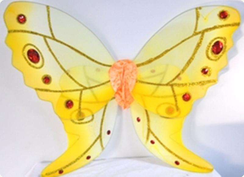 Купувам Крила на пеперуда с диаманти за възрастни